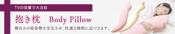 抱き枕 Body Pillow