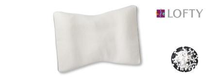 ロフテー快眠枕 エラスティックパイプ