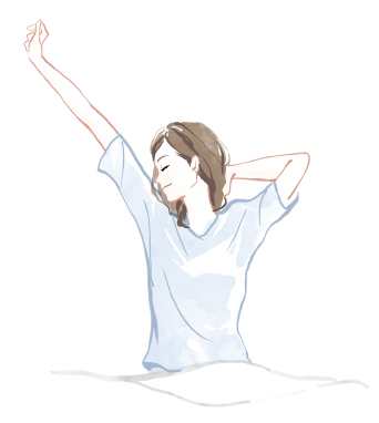 季節の変わり目、睡眠で体調を整える