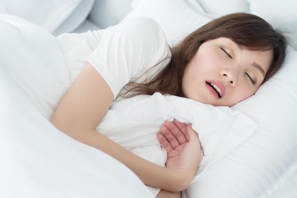 かない いびき 方 か 寝
